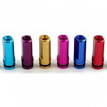Drip Tip 510 Aluminium Plat