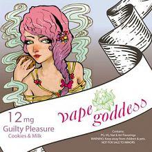 E-liquide Vape Goddess